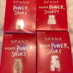 SPANX NWT set of 4